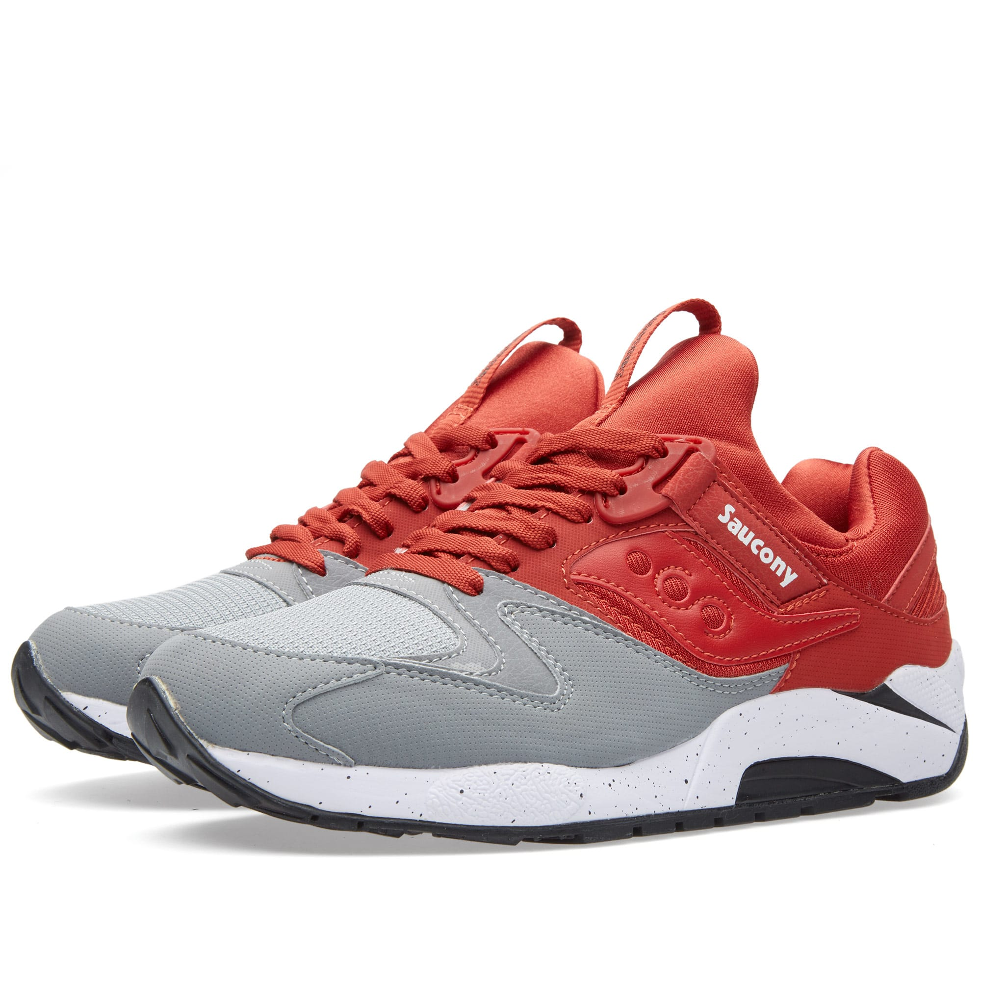 Saucony Grid 9000 Red