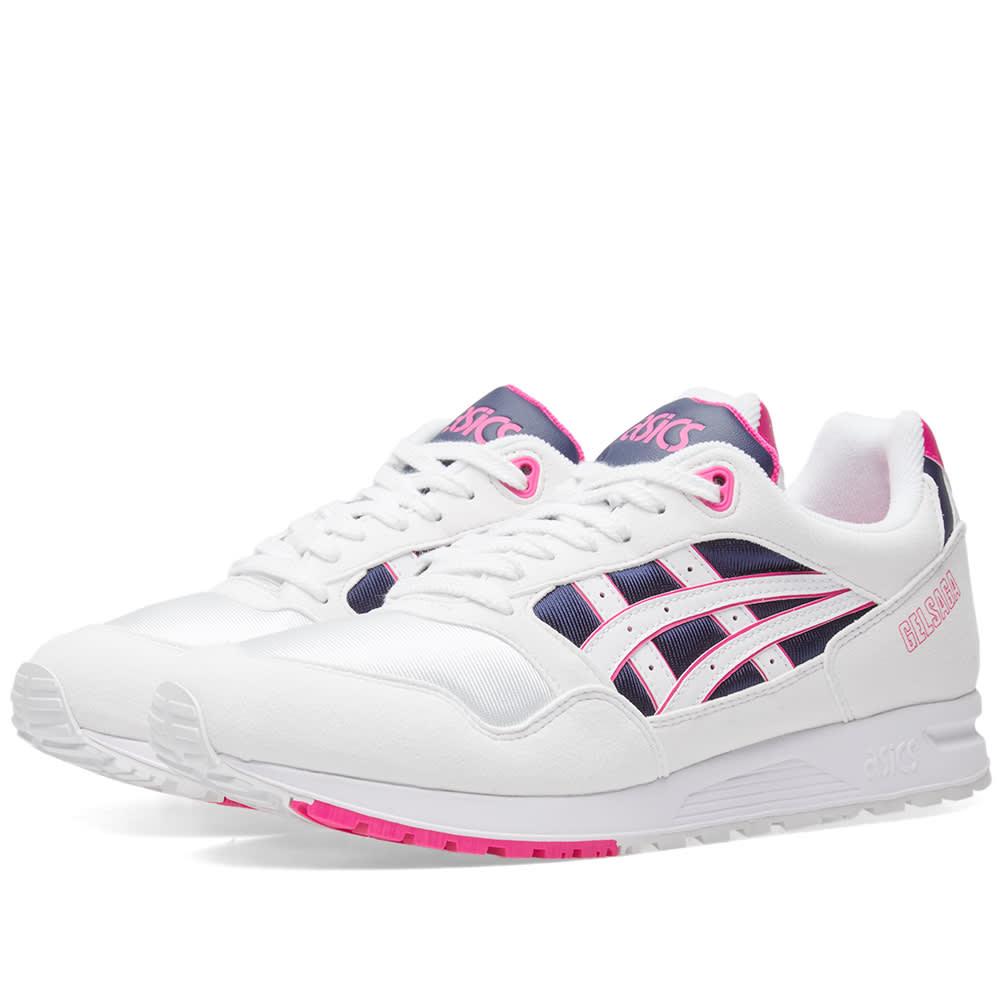 Asics Gel Saga White \u0026 Pink Glow | END.