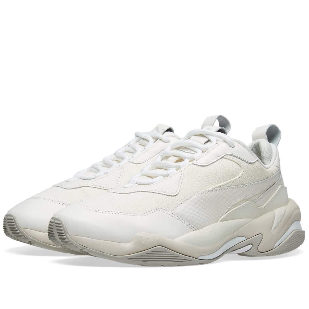 Puma Thunder Desert Bright White \u0026 Grey