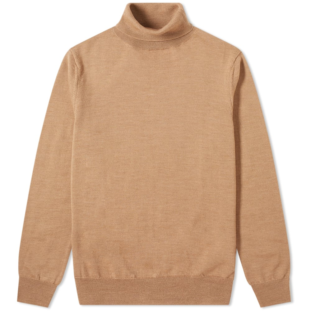 A.P.C. Dundee Roll Neck Knit