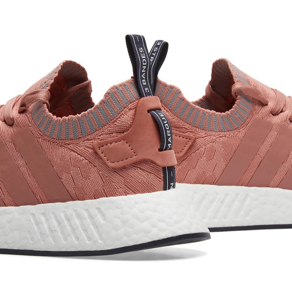 af715111c Adidas NMD R2 PK W Raw Pink   Grey Three