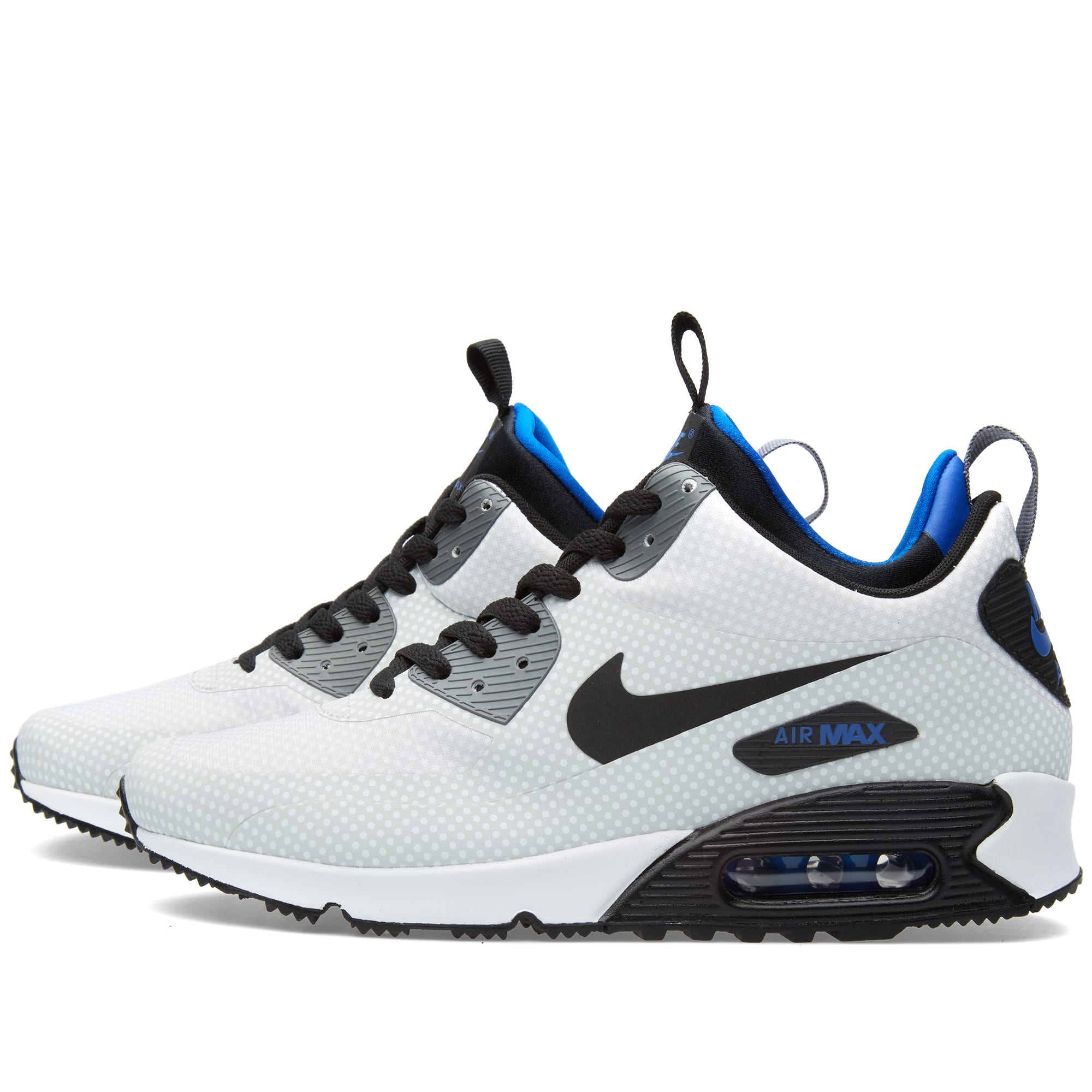 online store 48bf1 82224 Nike Air Max 90 Mid Winter Print