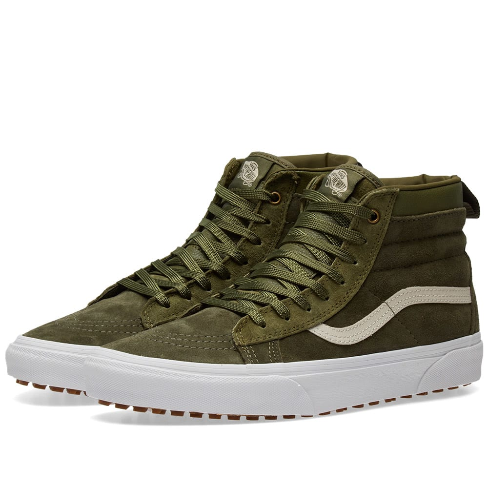 uk cheap sale 100% genuine closer at Vans SK8-Hi MTE Winter Moss & Military | END.