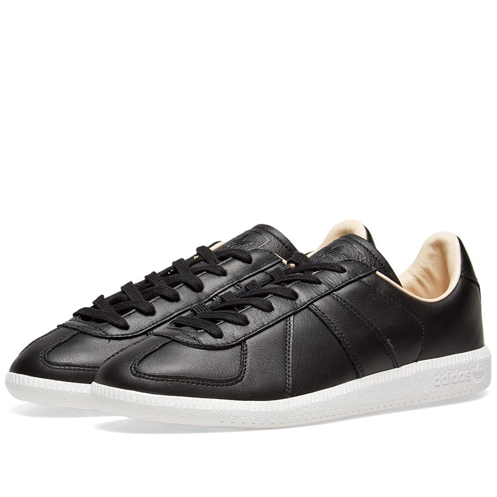 0684693b5 Adidas BW Army Premium Leather Core Black & Linen   END.