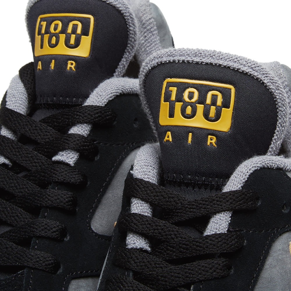 c953052714 Nike Air Max 180 WE Cool Grey, Black & Gold   END.