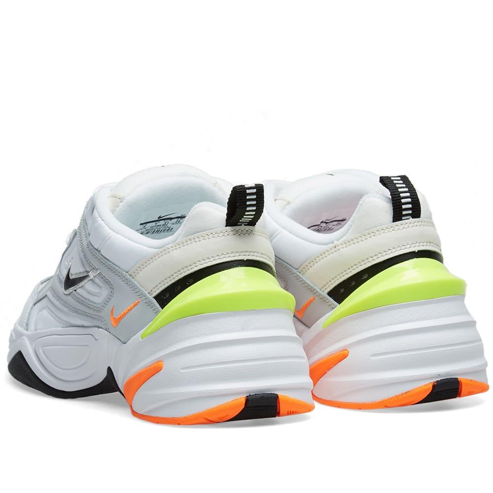 new product cd734 b3d53 Nike M2K Tekno Pure Platinum, Black   Sail   END.