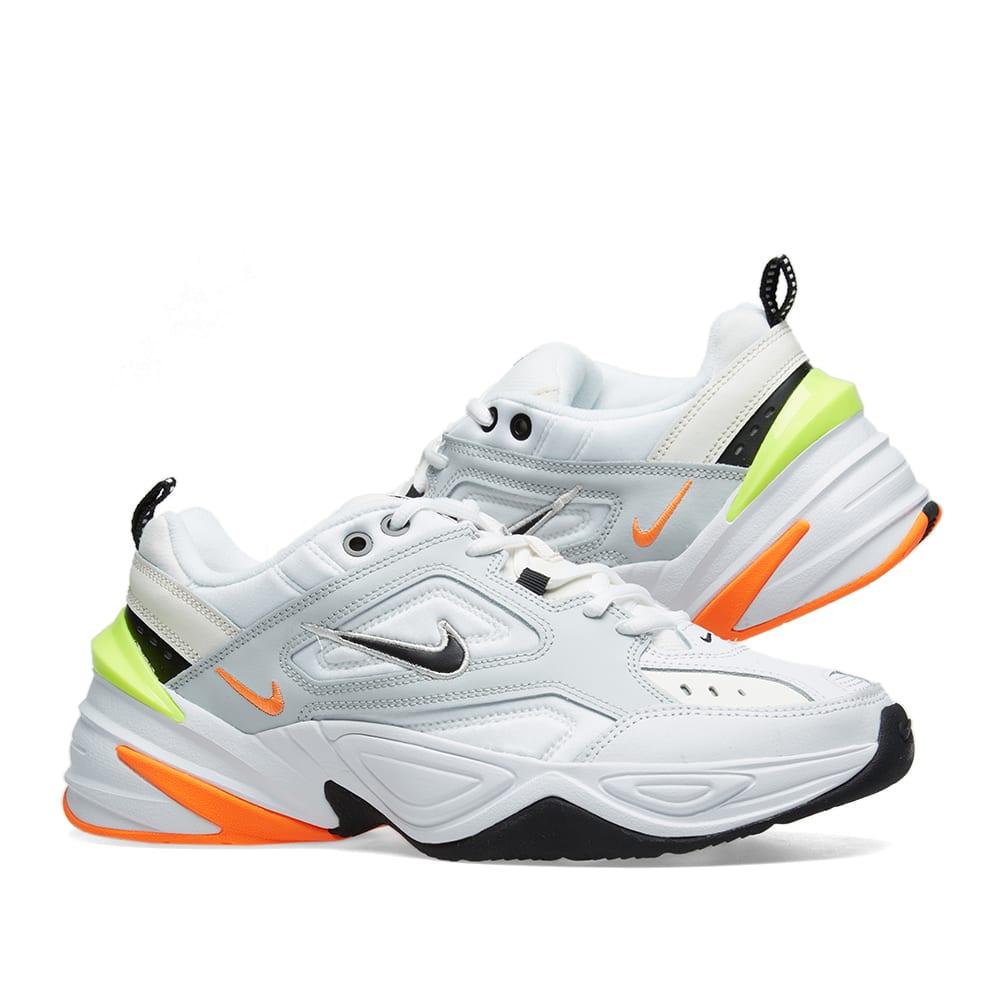 low priced b604b 9cb8e Nike M2K Tekno. Pure Platinum, Black   Sail