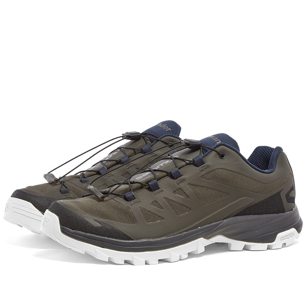 Salomon Women's OUTpath Gore Tex Hiking Shoe