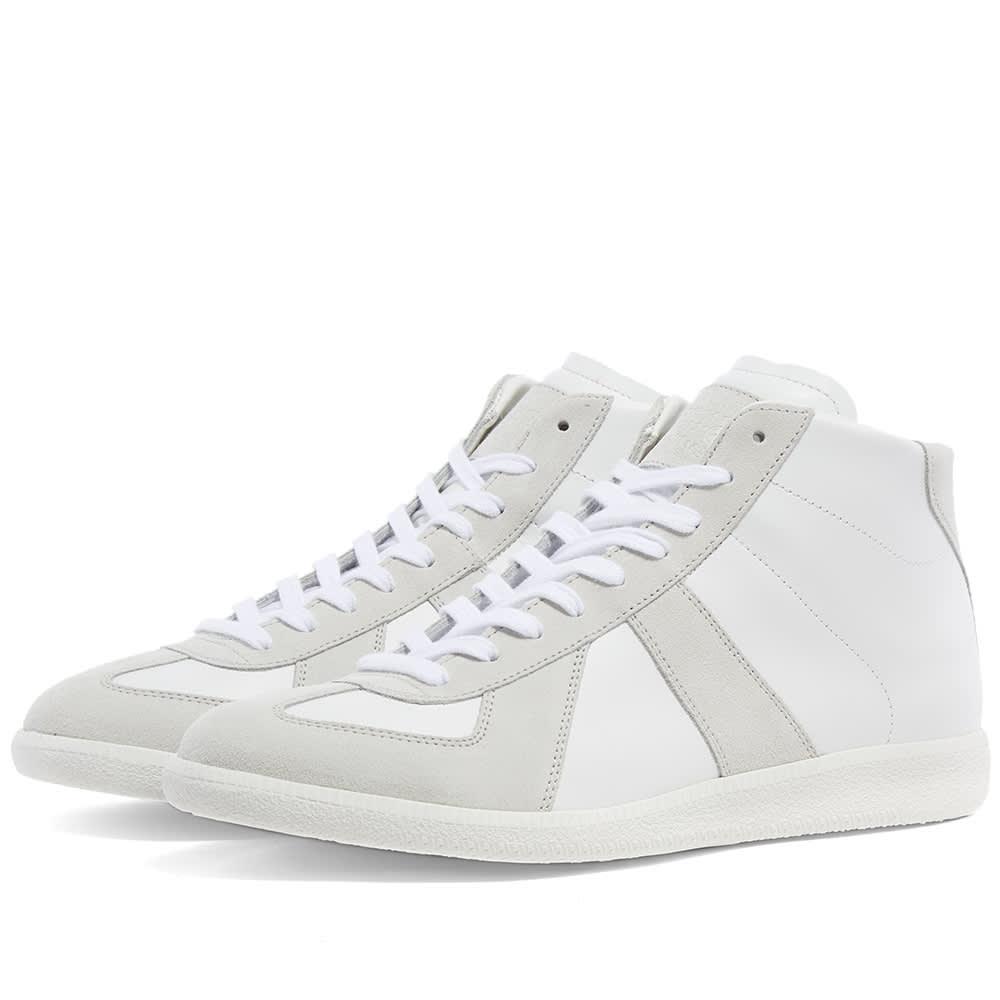 Maison Margiela 22 Tonal Replica High Sneaker