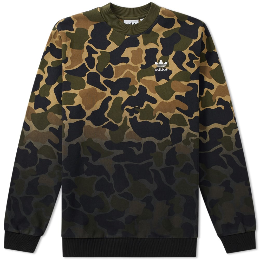 coupon codes shop best sellers official store Adidas Camo Crew Sweat
