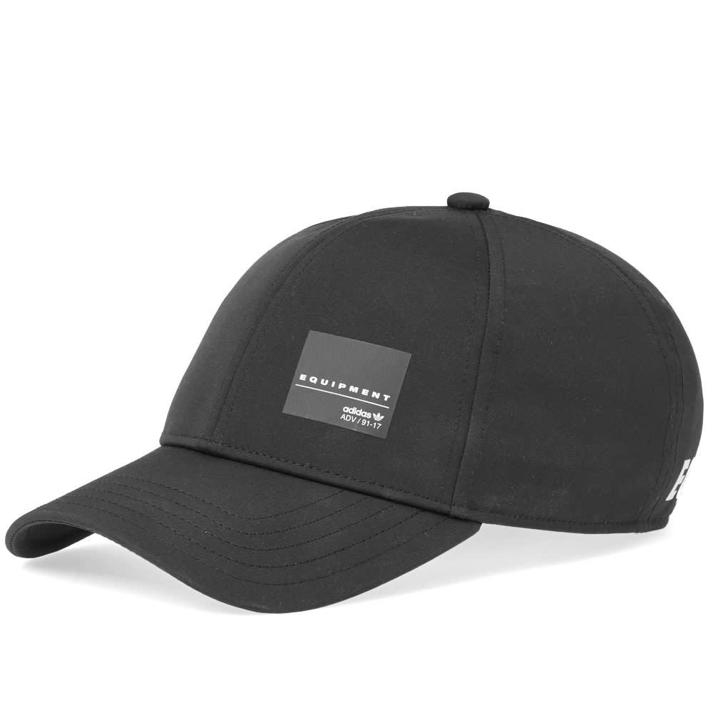 Adidas EQT Classic Cap Black \u0026 White | END.