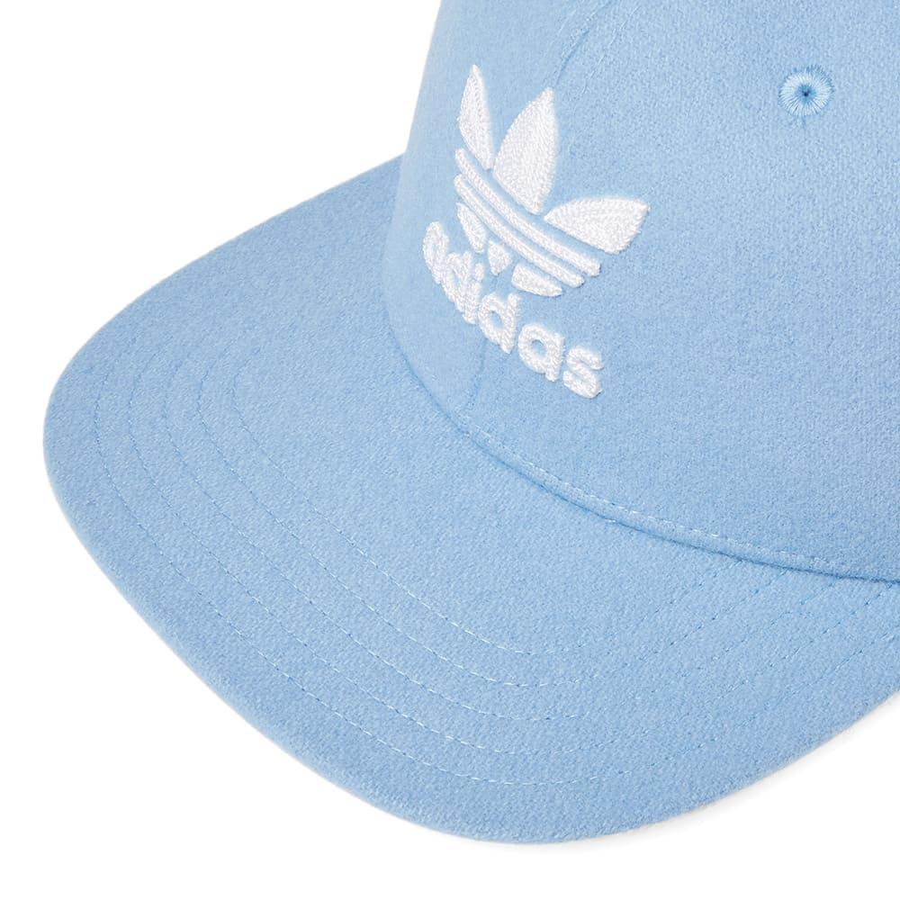 ec77e15f7e5 Adidas Snapback Cap Ash Blue