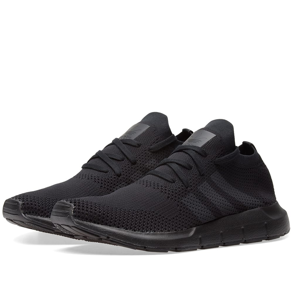f085e571b1a28 Adidas Swift Run PK Core Black   Grey Five