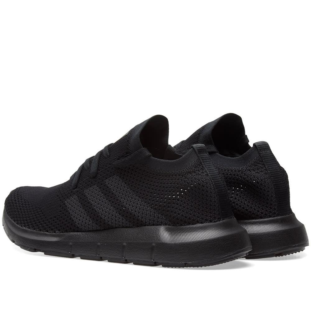 07878169554bd Adidas Swift Run PK Core Black   Grey Five