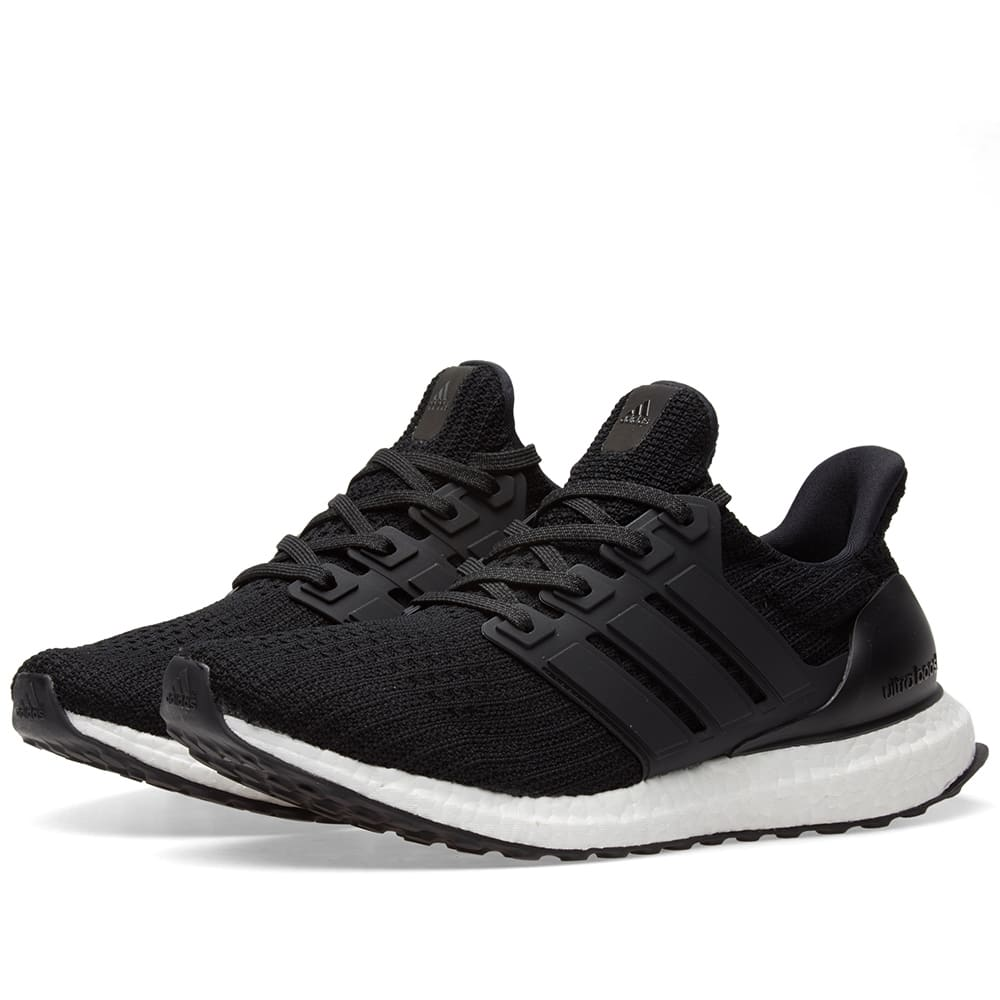 34574f703926b Adidas Ultra Boost 4.0 Core Black