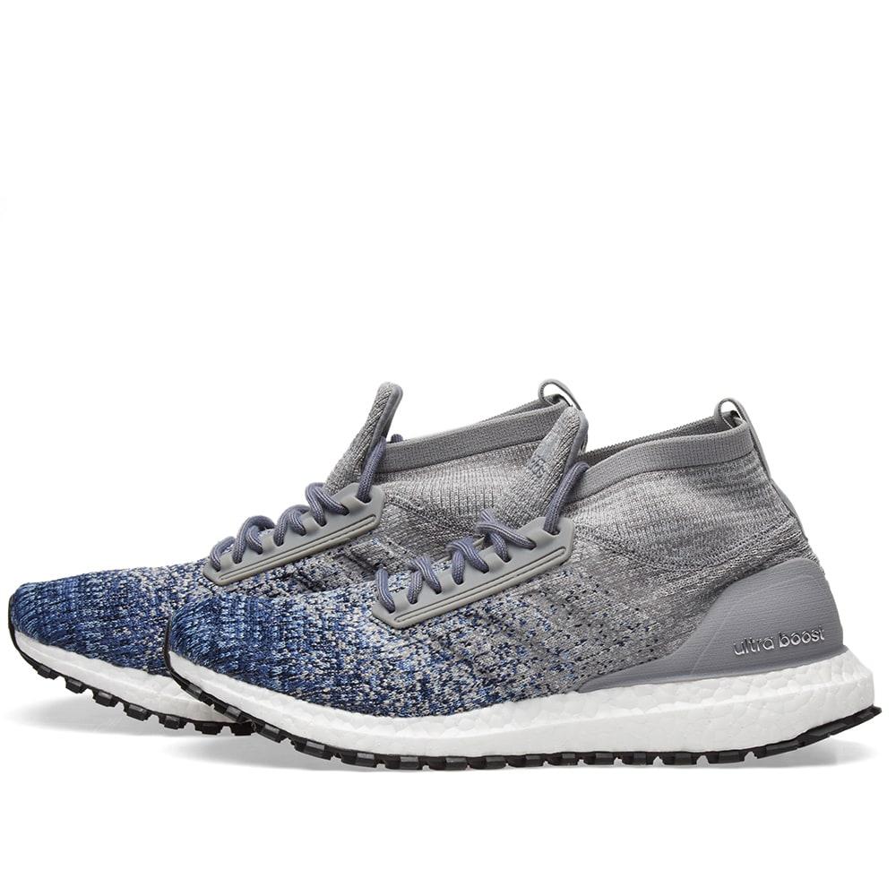 4831ed9dd20f4 Adidas Ultra Boost All Terrain LTD Grey   Noble Indigo