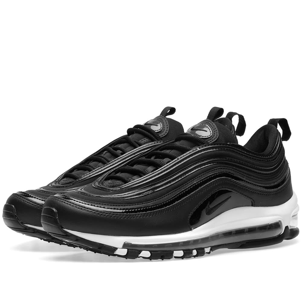 on sale 106a3 6d051 Nike Air Max 97 Premium W Black & Anthracite | END.