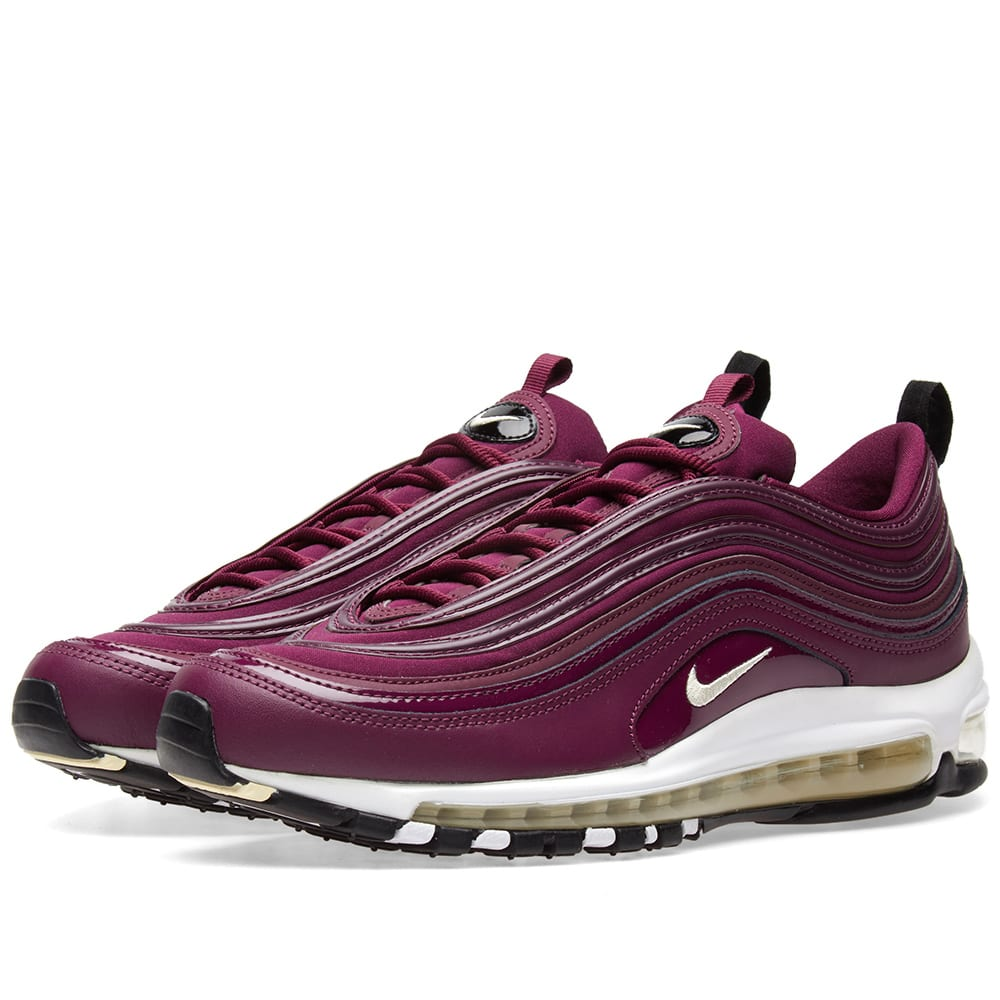 f216a6a9fb Nike Air Max 97 Premium W. Bordeaux.