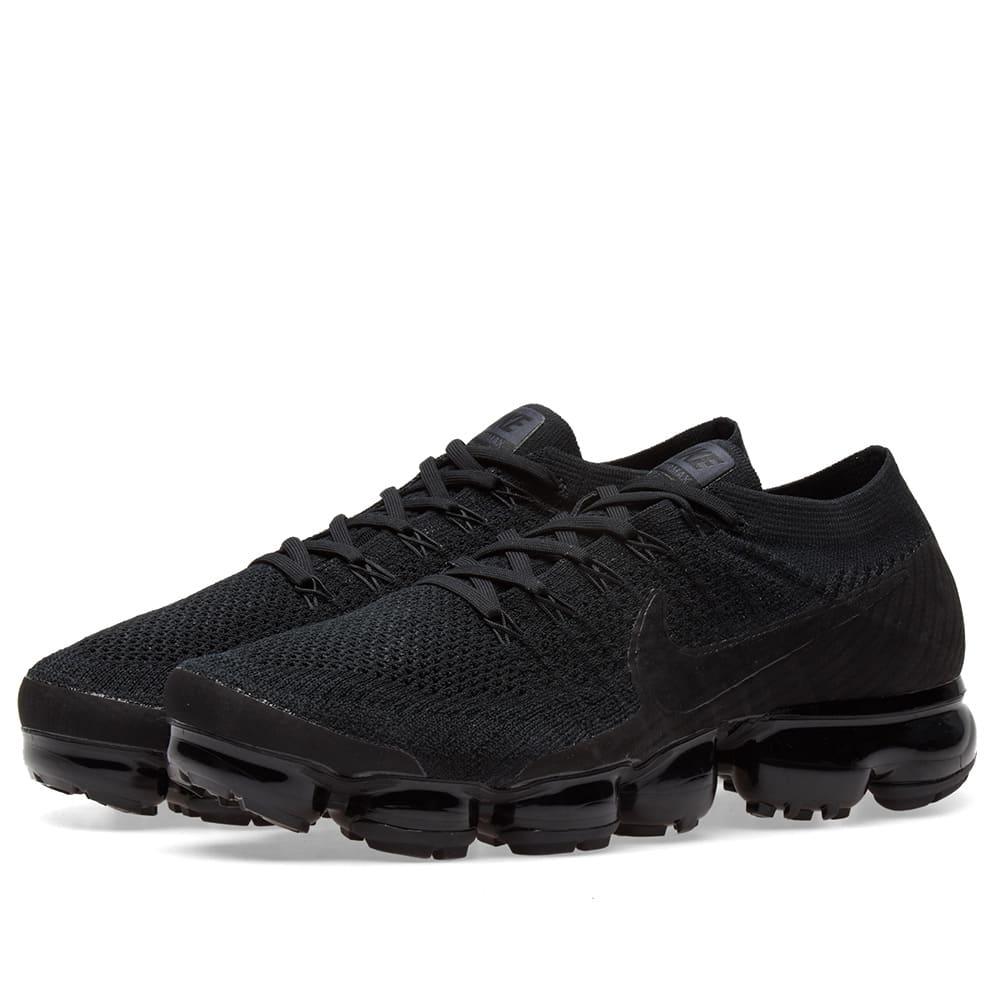 e73271bb661a Nike Air VaporMax Flyknit Black