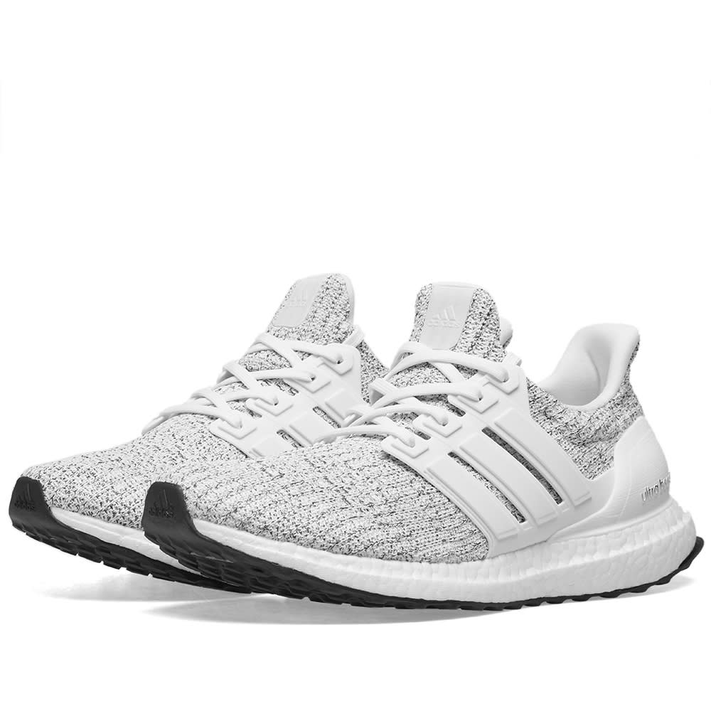 ce87a58708234 Adidas Ultra Boost White   Grey