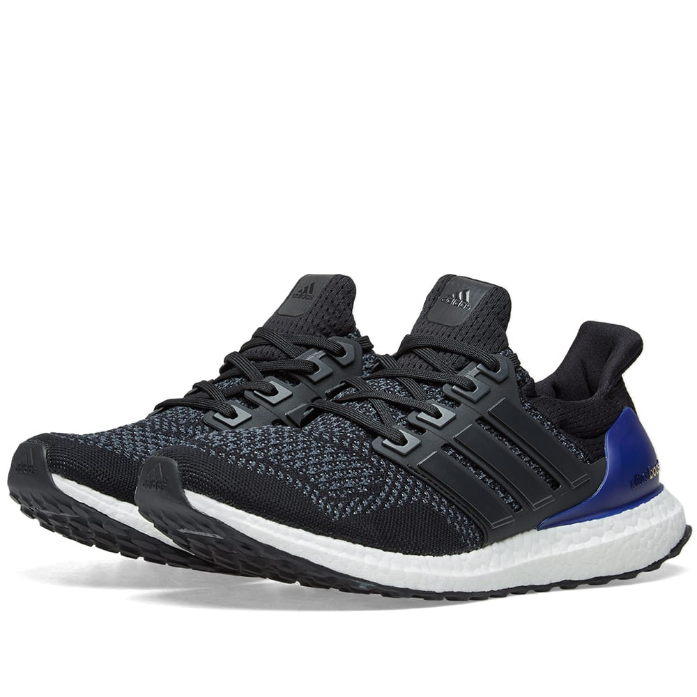 adidas Ultra Boost Shoes Men core blackcore | real