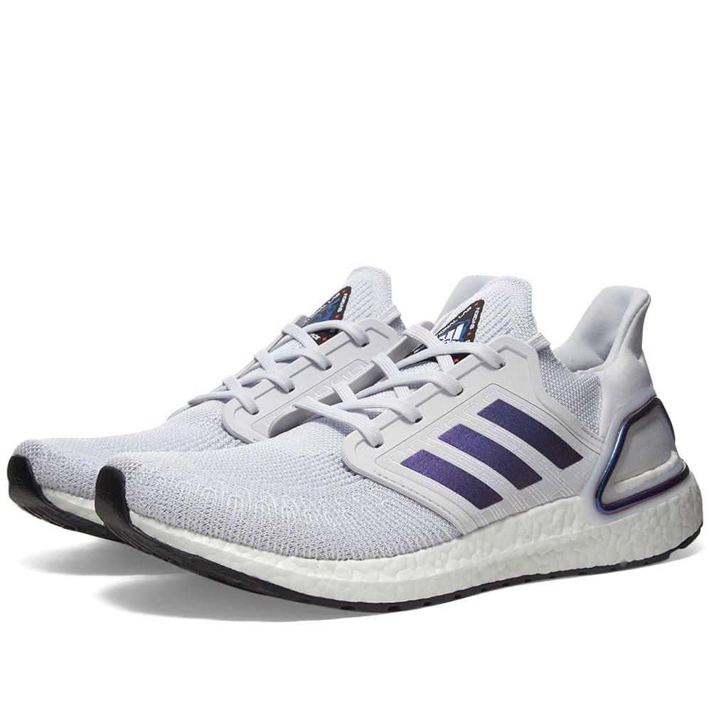Ultraboost 20 Dash Grey Shoes | adidas US