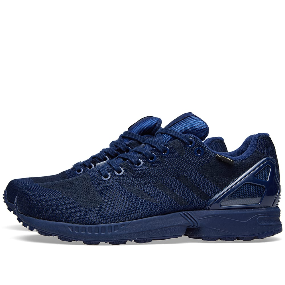 official photos 9e92a cd250 Adidas ZX Flux Weave OG GTX Dark Blue   END.