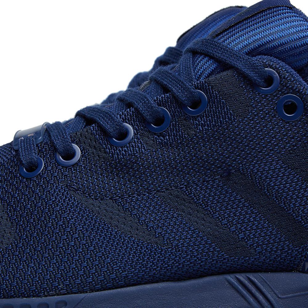 11e6db98d342a Adidas ZX Flux Weave OG GTX Dark Blue