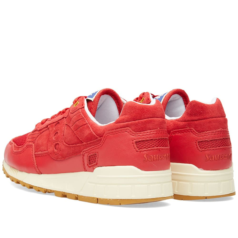 Saucony X Bodega Shadow 5000 *Re Issue* (Red)
