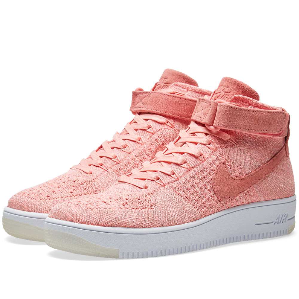Best Nike Air Force 1 07 Low Womens Melon White Pink