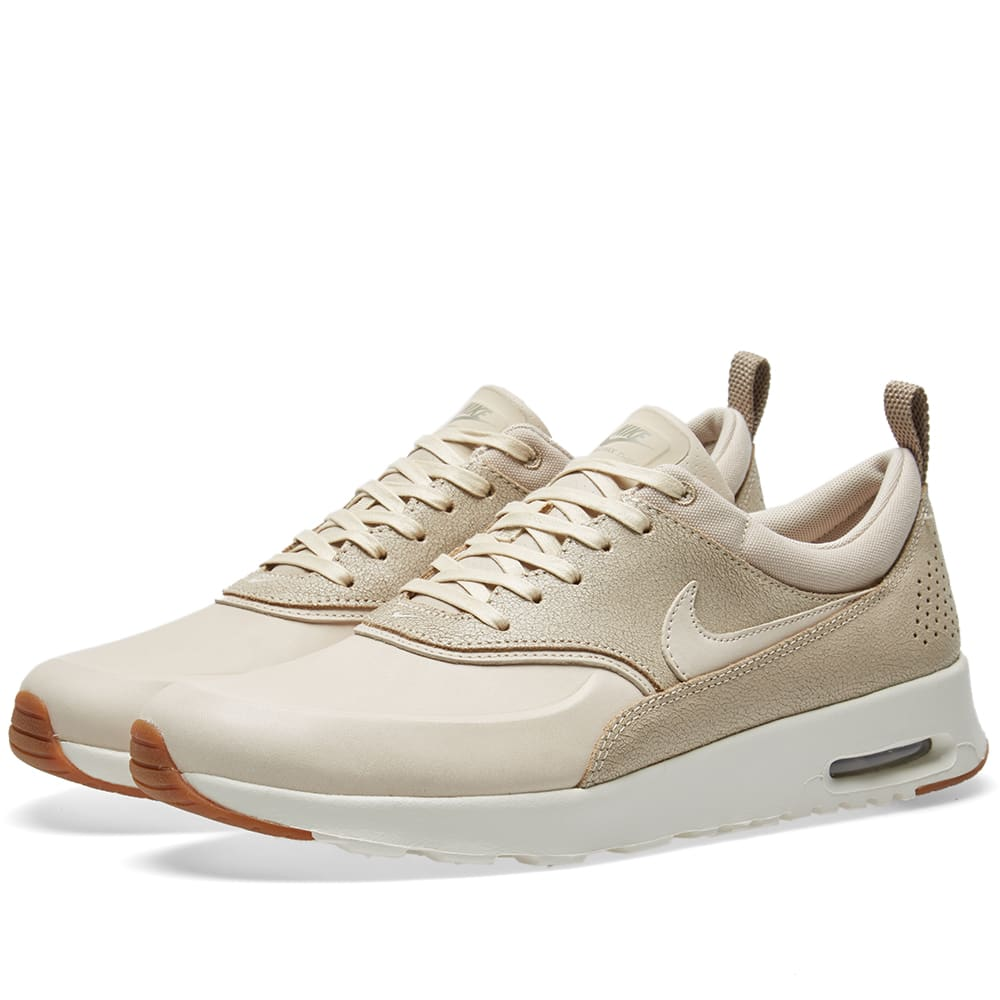 low priced f11f7 975ff Nike W Air Max Thea Premium Oatmeal, Sail   Khaki   END.