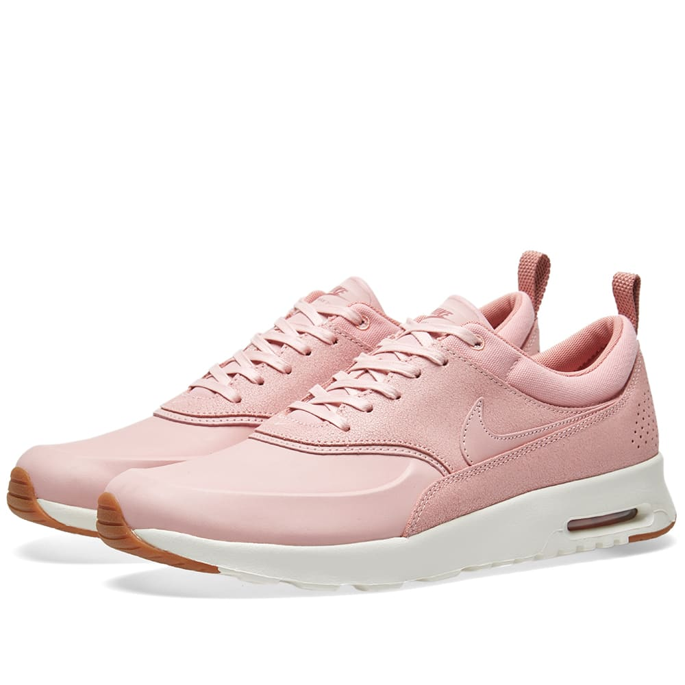 premium selection 07b22 a3839 Nike W Air Max Thea Premium Pink Glaze   Sail   END.