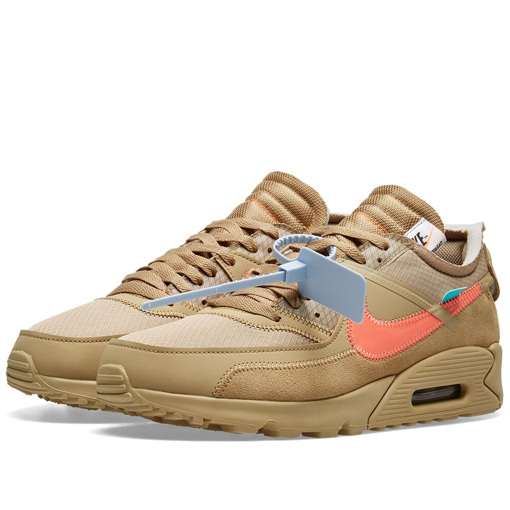 The Ten : Nike Air Max 90 x Virgil Abloh