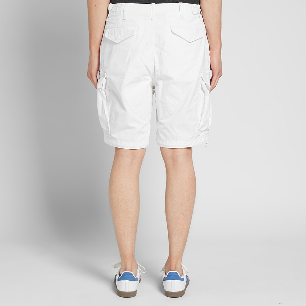 5f56c5c41 Polo Ralph Lauren Cargo Short White