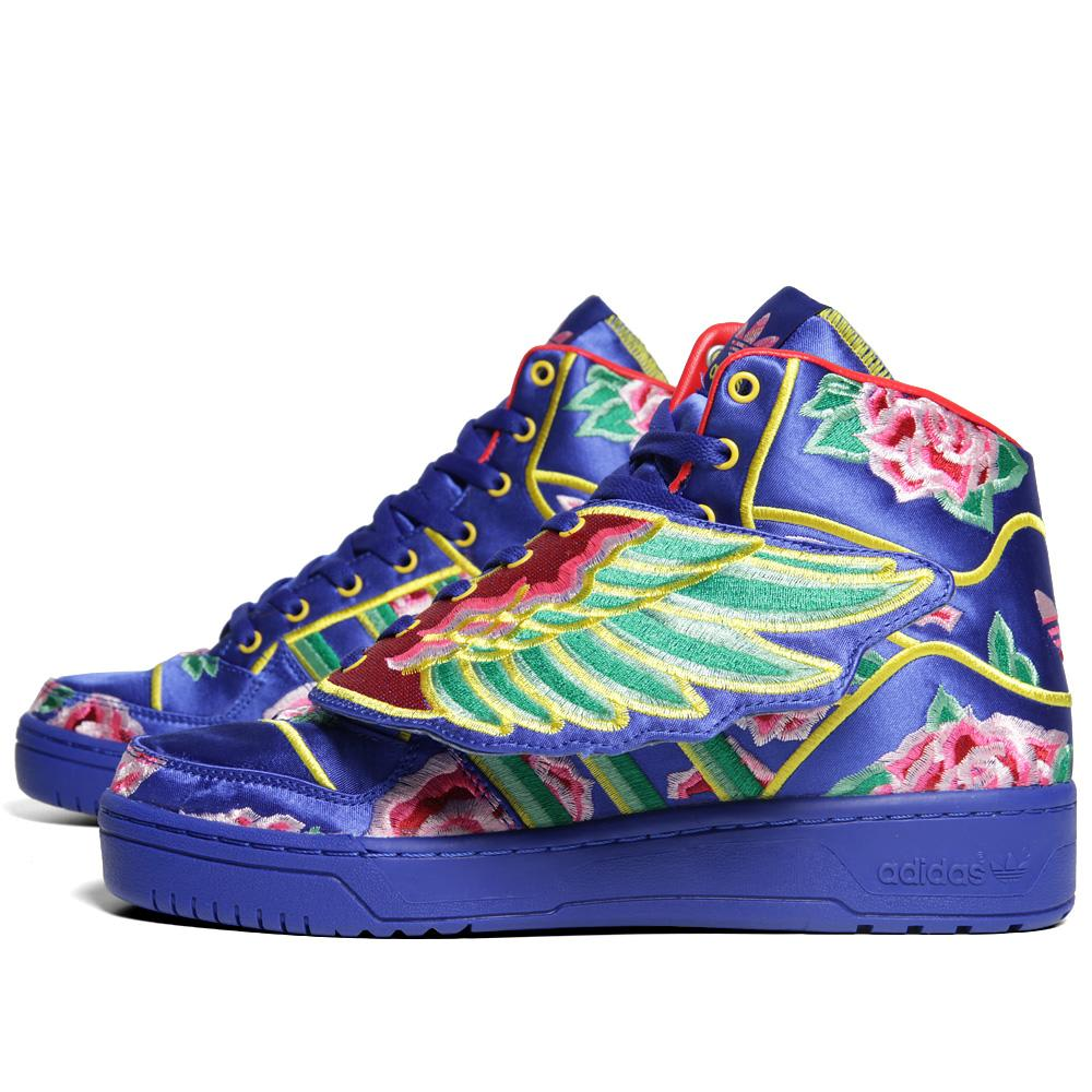 low priced b7c71 35c8b Adidas ObyO x Jeremy Scott x Eason Chan Wings Chinese New Year