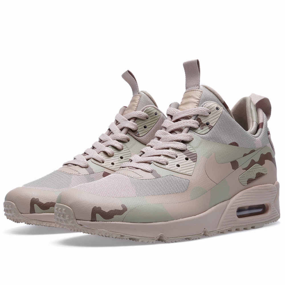 magasin en ligne eedec e4e64 Nike Air Max 90 Sneakerboot MC 'Desert Camo'