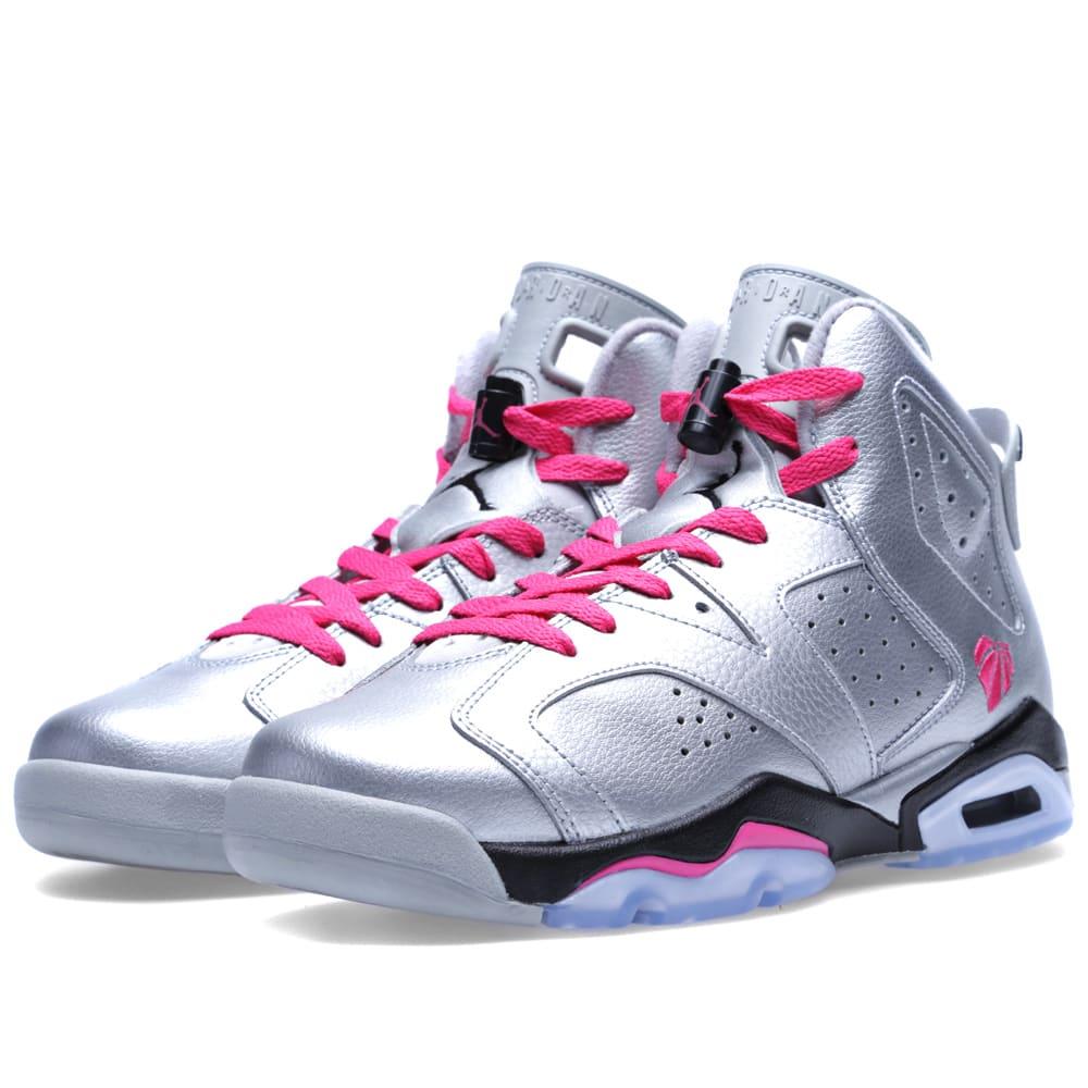 Nike Air Jordan VI Retro GG 'Valentine's Day'