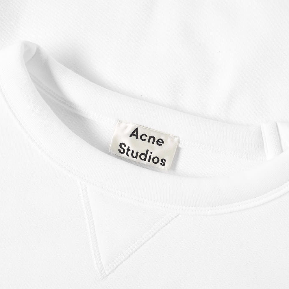 Acne Studios Flint Face Crew Sweat