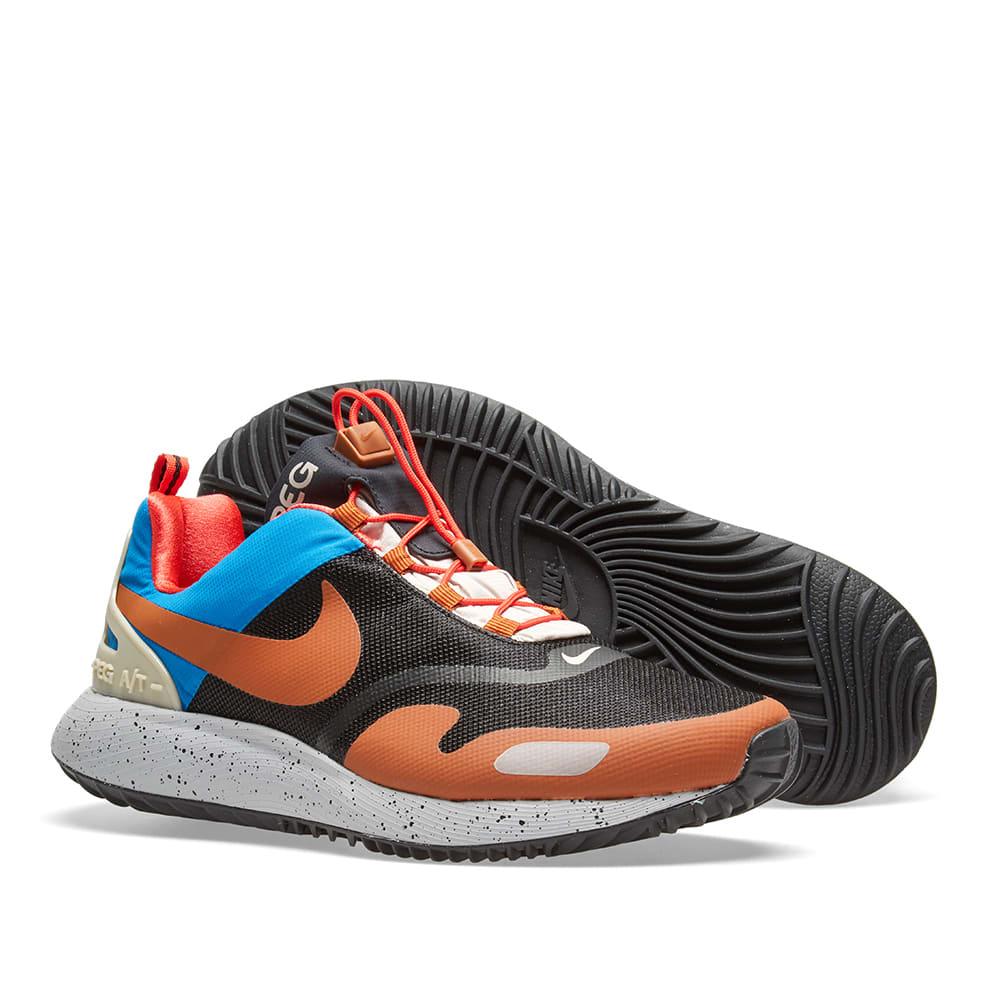 50f8ab270b0576 Nike Air Pegasus A T Winter QS. Black