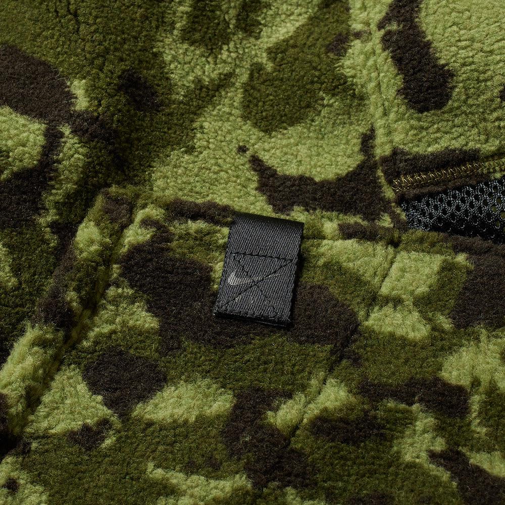 6e5d164ec1ca Nike x Matthew Williams Beryllium Fleece Jacket Black | END.