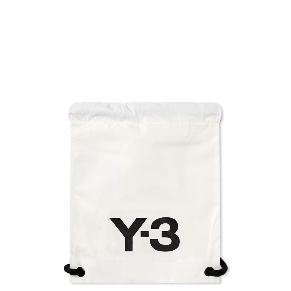 a3e767e44 Y-3 Mini Gym Bag White