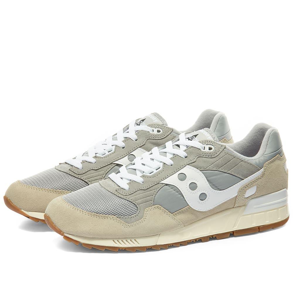 Saucony Shadow 5000 Vintage Grey