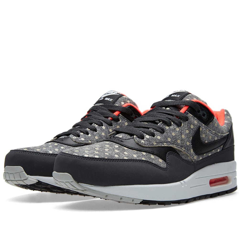 big sale 5b2c3 bac58 Nike Air Max 1 Leather Premium  Polka Dot
