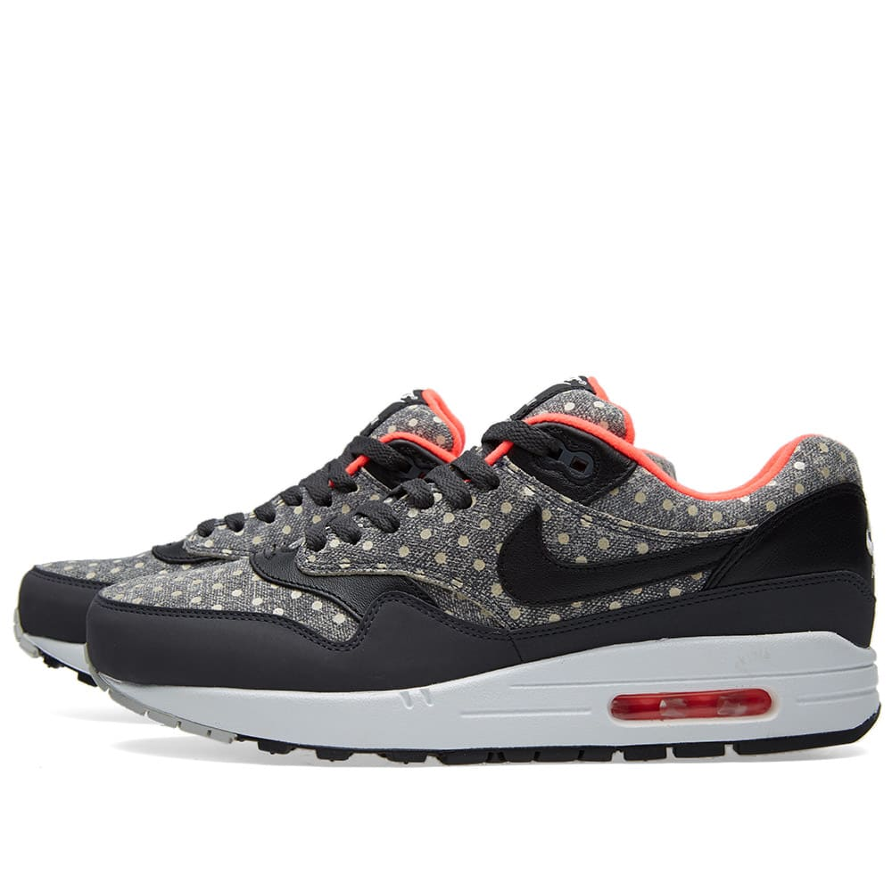 big sale 48750 d96ba Nike Air Max 1 Leather Premium  Polka Dot