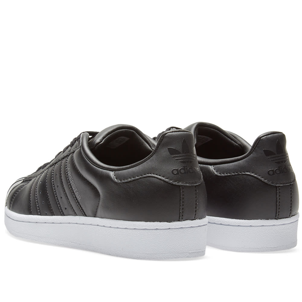 new style 213a1 472ea Adidas Women's Superstar Metal Toe W
