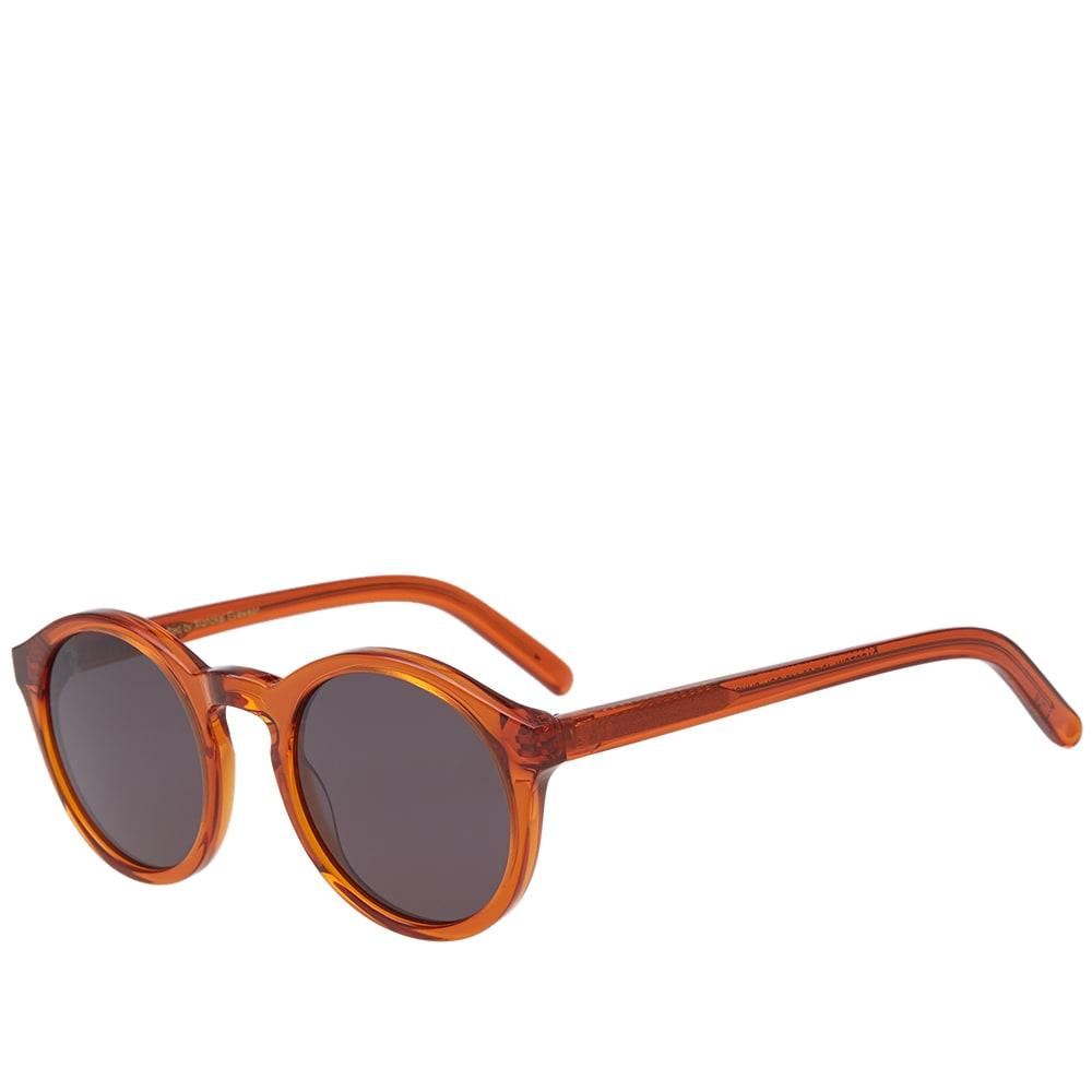 Monokel Barstow Sunglasses Sunset Orange End