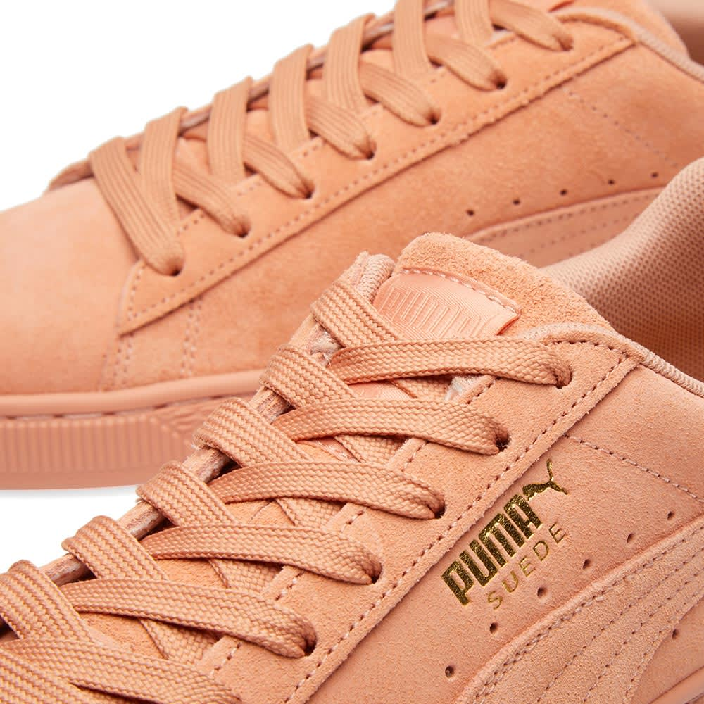 Mens – Puma Suede Classic Tonal Sneakers Lifestyle Muted Clay Muted Clay Muted Clay