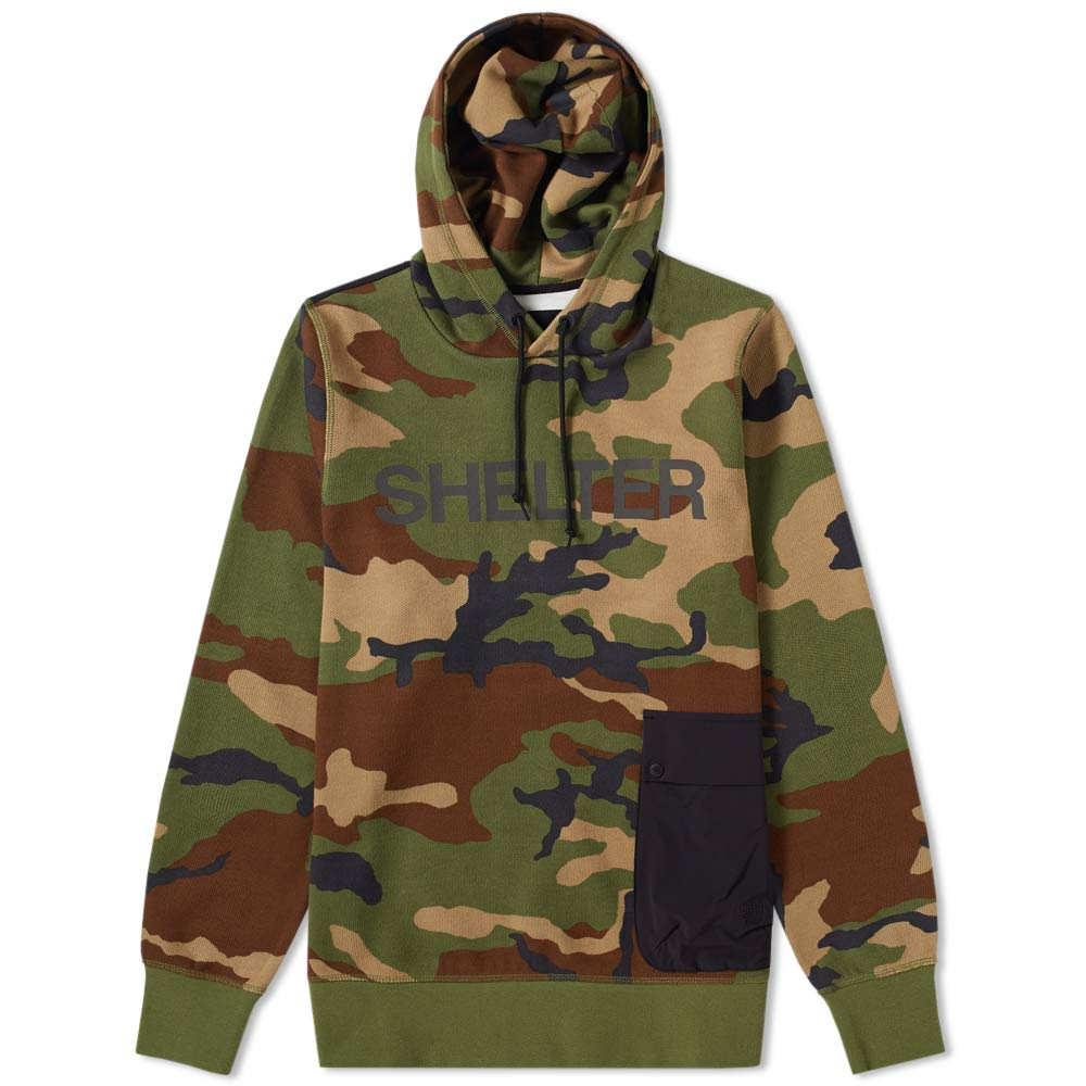 THE NORTH FACE THE NORTH FACE BLACK SERIES SHELTER HOODY