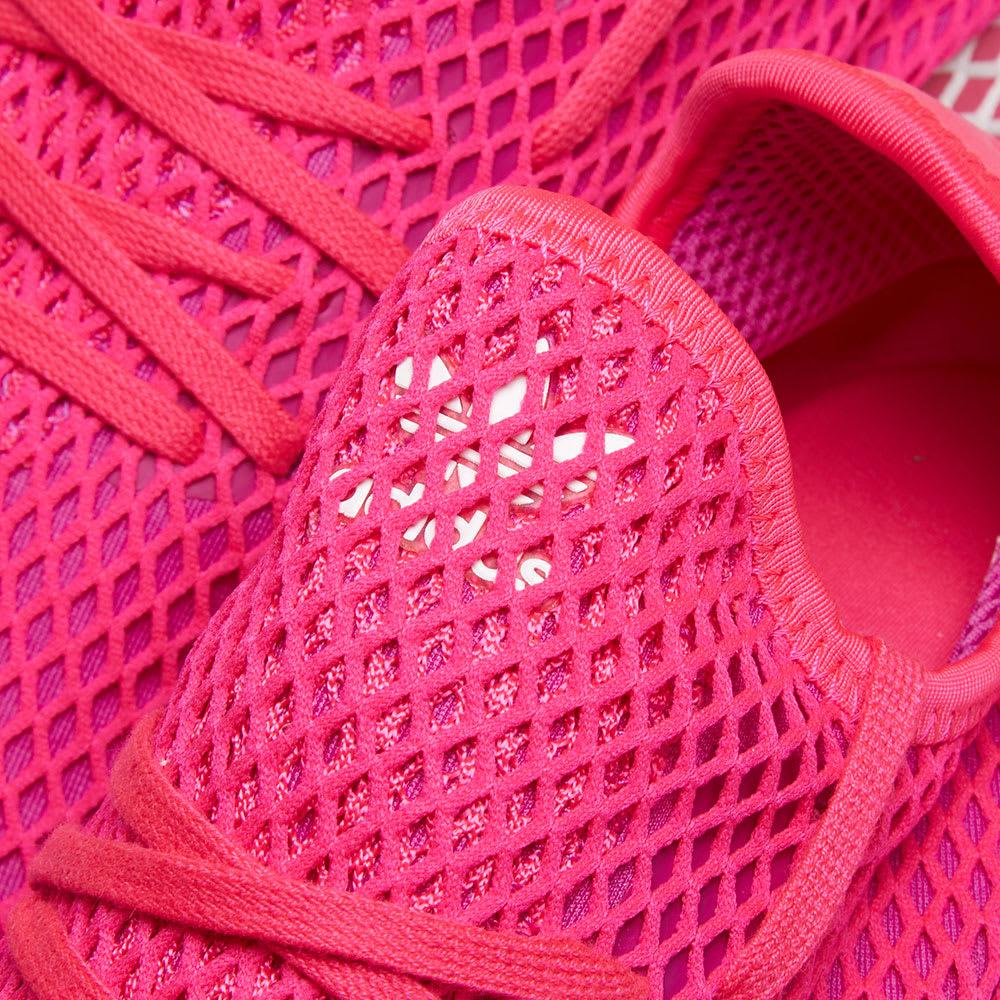 Adidas Deerupt Runner W Shock Pink | END.