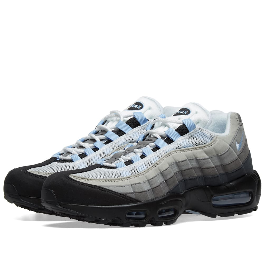 e77535235 Nike Air Max 95 Black & Aluminum | END.